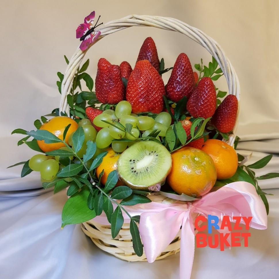 поздравления к подарку ваза с фруктами они